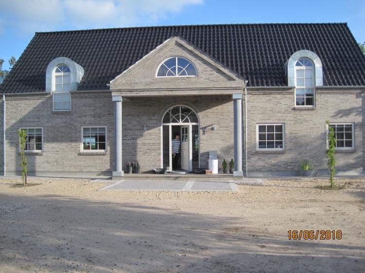 Stuehus til landbrugsejendom Opført 2009